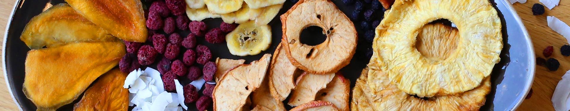 Trockenfrüchte & Trockenobst
