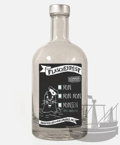 Flaschenpost, Moin, 500ml