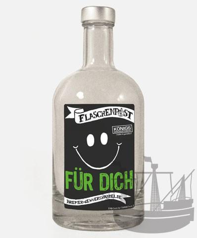 Flaschenpost, Für Dich, 500ml