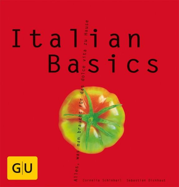 Italian Basics / Cornelia Schinharl, Sebastian Dickhaut