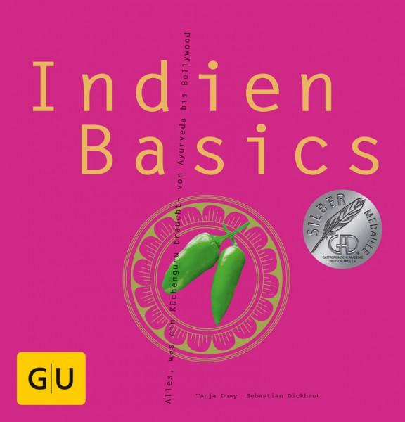 Indien Basics / Tanja Dusy, Sebastian Dickhaut
