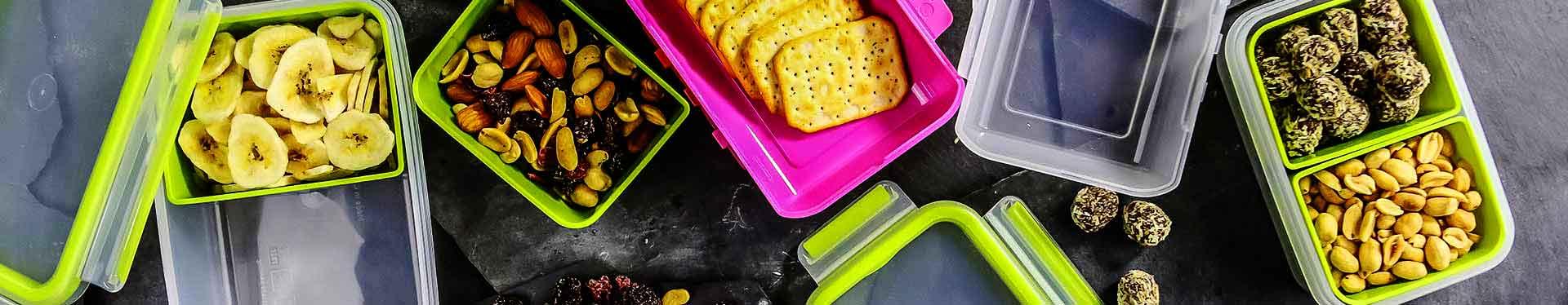 Frischhaltedosen & Snackboxen
