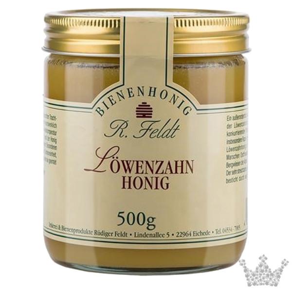 Löwenzahn Honig